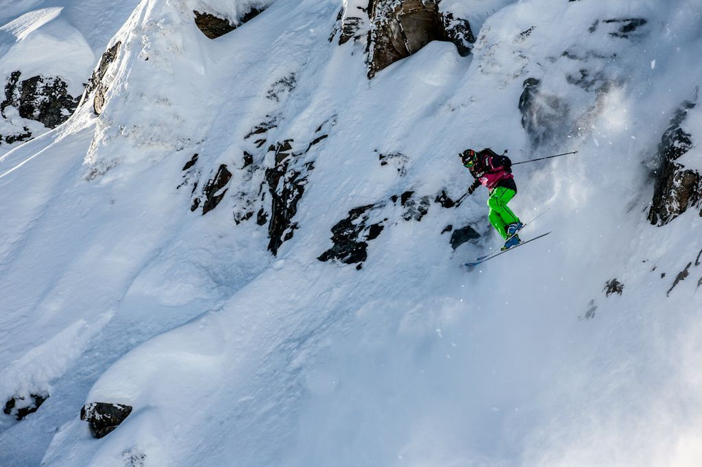Freeride World Tour 2013 - Revelstoke - ©freerideworldtour.com