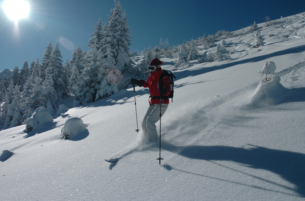 3 Vallees ski area - ©Courchevel Tourism