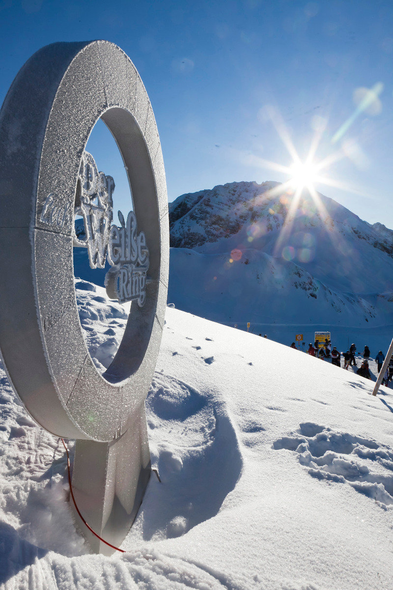 The White Ring in Lech Zürs - © © LZTG
