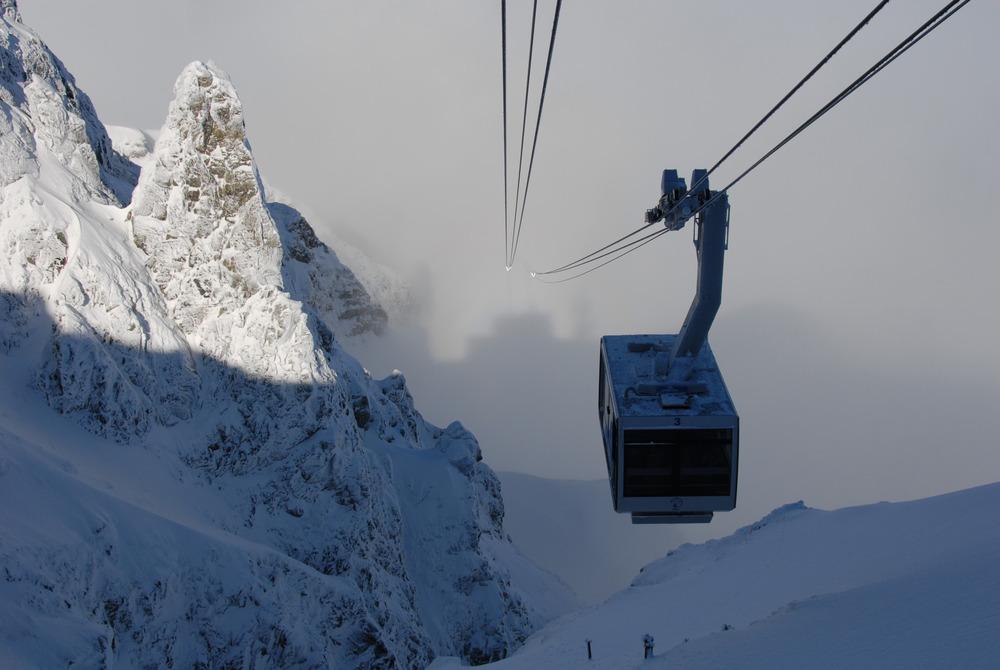 Ski Resort Kasprowy Wierch - © Polskie Koleje Linowe