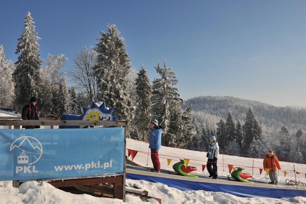 Ski Resort Góra Parkowa - © Polskie Koleje Linowe