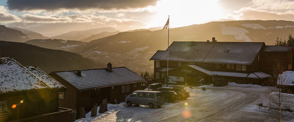 Voss Resort Bavallen 31. Januar 2013 - © Terje Nesthus
