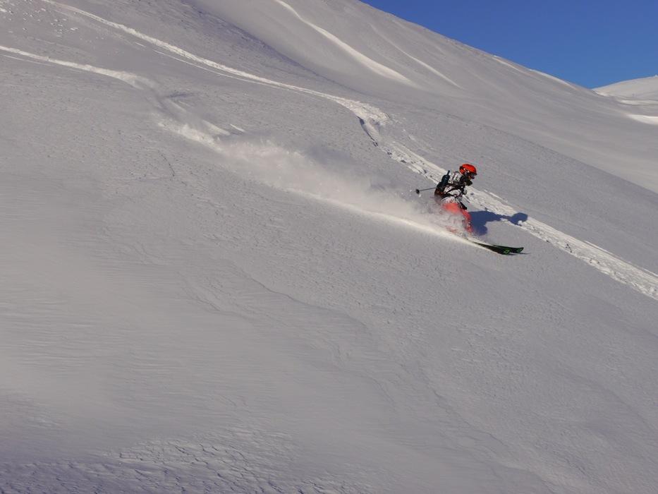 Røldal, 6. februar 2013 - © Røldal Skisenter