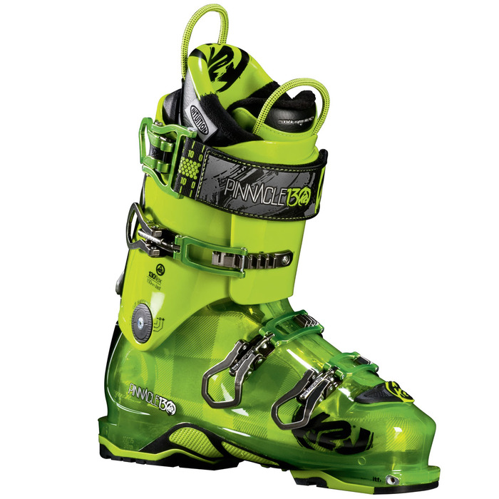 K2 Pinnacle 130 boot - © K2