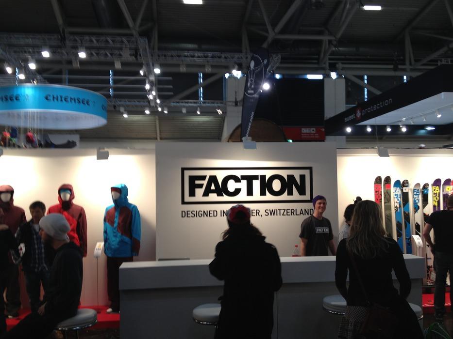 Faction skis - © Jeppe Hansen / Skiinfo.dk