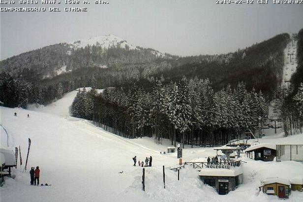 Cimone - webcam 12.02.13
