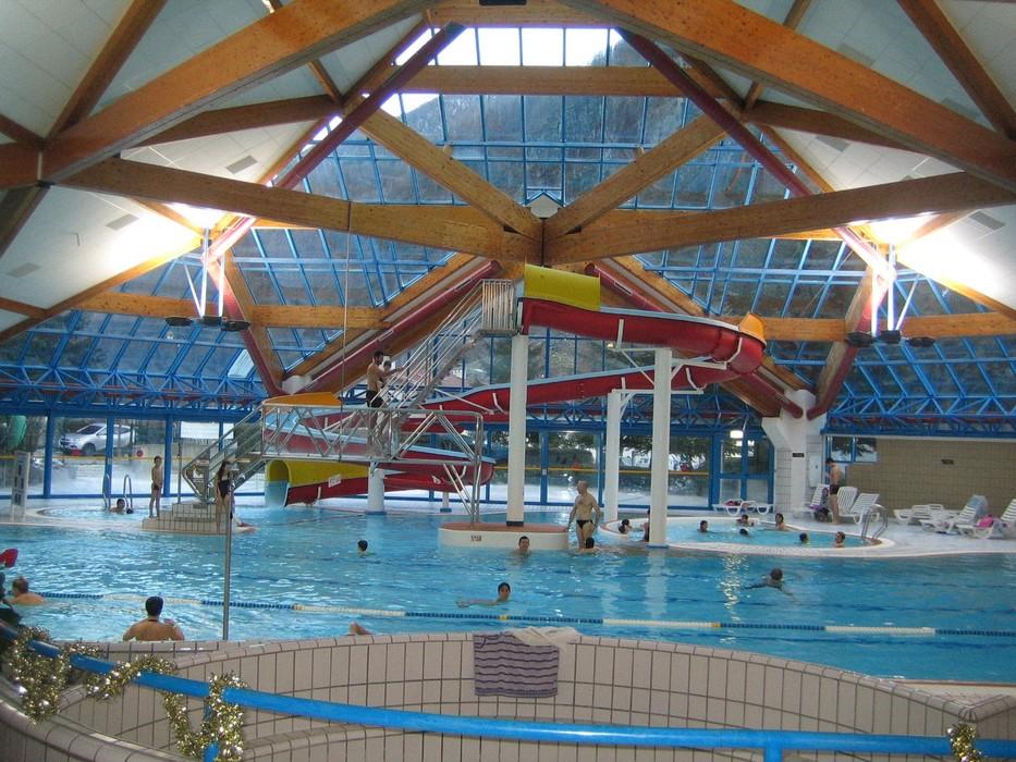 Centre aquatique Aquavallée d'Isola 2000