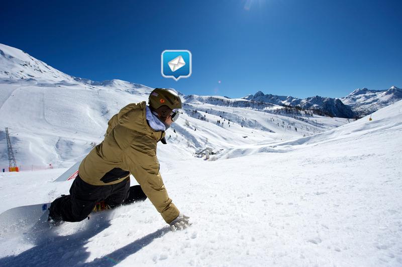 Tornano i Bollettini Neve via email - © Brembo Ski
