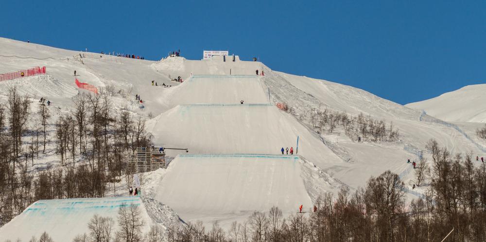 Freestyle-VM 2013 i Myrkdalen - © Jan Petter Svendal