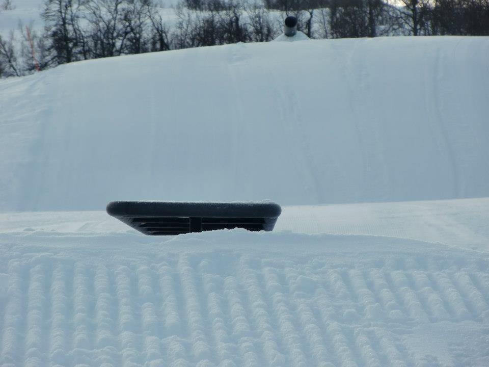 Tyin-Filefjell Skisenter 2013