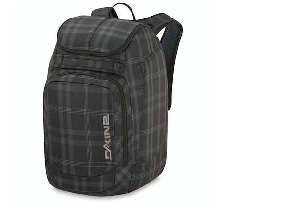 Dakine Boot Pack 41L features a tarp-lined main compartment meant to carry wet or dry ski or snowboard boots.  - © Dakine