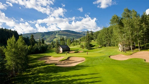 15th Hole at Beaver Creek Golf Course