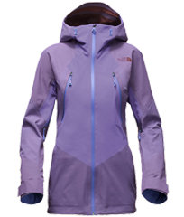 Women's FuseForm™ Brigandine 3L Jacket - The North Face  - © The North Face