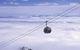 Gondolas in Mammoth, California