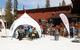 A view of a lodge at Sugar Bowl Ski Resort, California