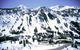Scorcio panoramico sulla località di Snowbird, nello Utah