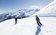 Skiing in Auron, Cote d'Azur Montagne - © R Palomba - Stations du Mercantour
