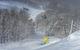 Snowboarder at Caberfae. - © Caberfae Peaks