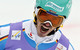 Felix Neureuther schreit seine Freude heraus nach Silber im Slalom - © Chrsitophe Pallot/Agence Zoom