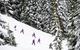 Kids skiing on Whistler Mountain. Photo by Mike Crane, courtesy of Tourism Whistler. - ©Mike Crane/Tourism Whistler