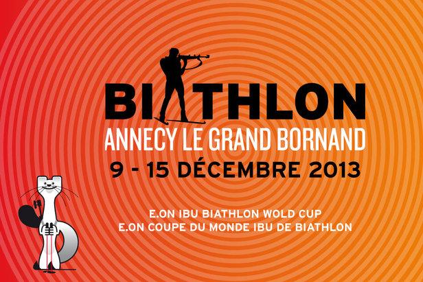Coupe du Monde de Biathlon au Grand Bornand