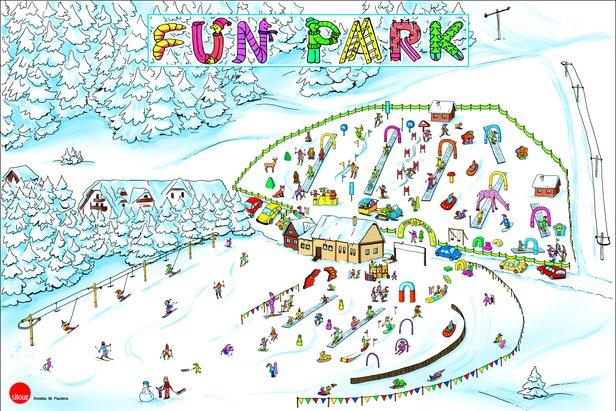 Funpark na Donovaloch  - © PARK SNOW Donovaly