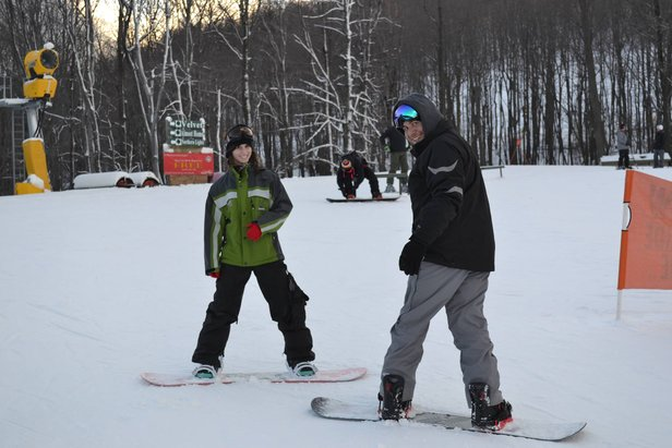 Learn to Ski and Snowboard Deals from Mid-Atlantic Resorts- ©Whitetail Resort