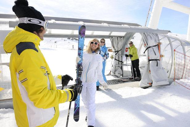 10 stations de ski idéales pour skieurs débutants