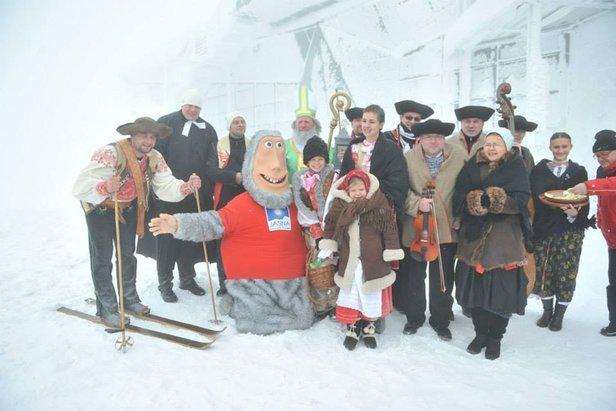 250eab36665e Symbolické otvorenie sezóny 2013 2014 29.11.2013 - © Jasná Nízke Tatry  facebook
