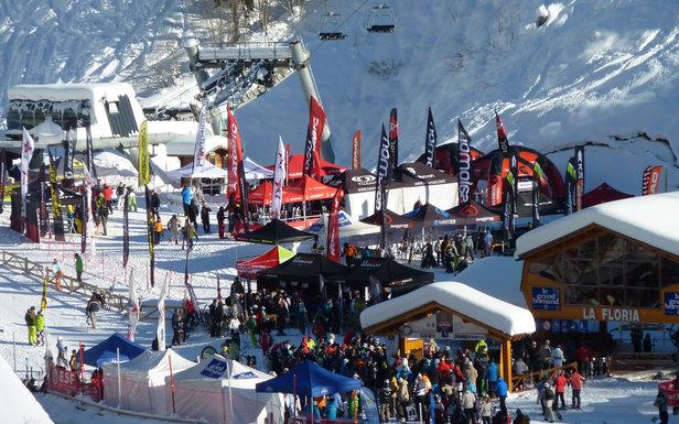 Cette année encore, le Ski Force Winter Tour fera étape au Grand Bornand