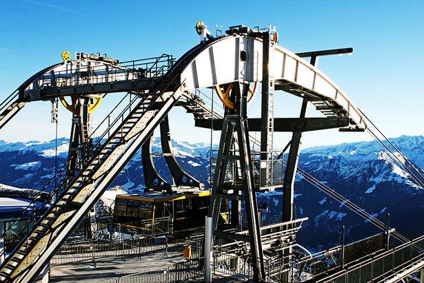 Najúchvatnejšie lanovky sveta: Lyžiarske strediská, kde vleky lámu rekordy! ©Stefan Drexl