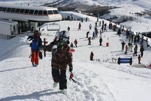 Ski Events Ramp Up in Utah & Colorado- ©Courtesy of Park City Mountain Resort