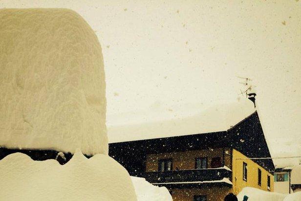 Weekend pod śniegiem - TOP 5 ośrodków z największymi opadami śniegu