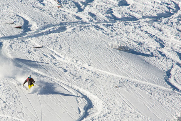 Mammoth Poised for Powdery President's Day- ©Mammoth Lakes Tourism