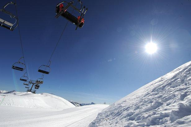 Sciare low cost in Friuli Venezia Giulia- ©Pentaphoto