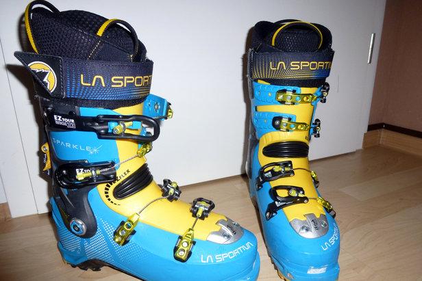 Der La Sportiva Sparkle im Test: Was kann der italienische Skitourenschuh?- ©Skiinfo