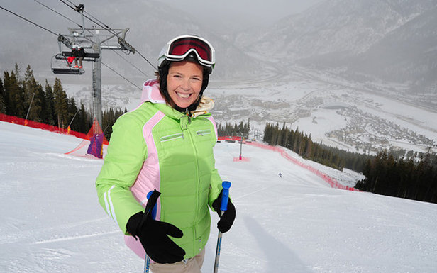 Best of Sun Valley: This is Picabo's Street... Take her Advice ©Tom Kelly/USSA