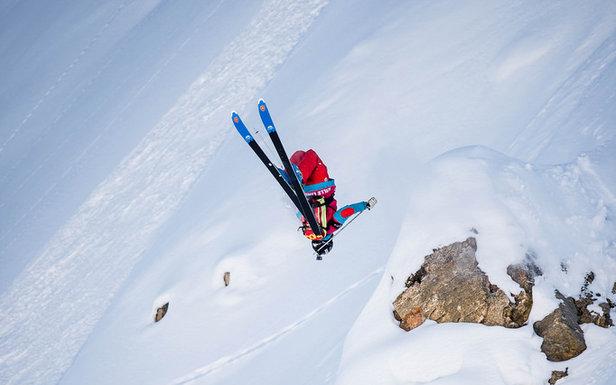 Wille Lindberg aus Schweden zockt einen Backflip