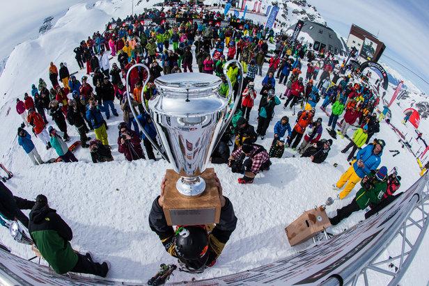 C'est à l'issue de l'Xtreme de Verbier que seront attribués les titres de champions du monde de freeride...