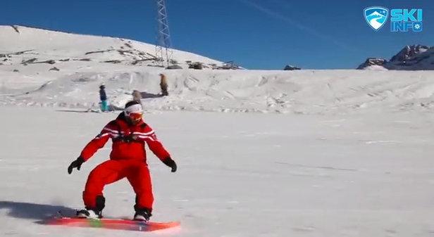 Corso di Snowboard - Lezione #10 - Curve Concatenate