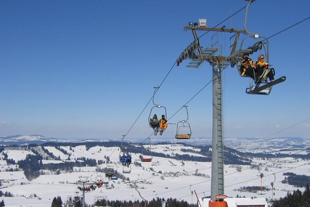 Auch die alte 2er-Sesselbahn am Grünten wird nach der Saison 2019/2020 abgebaut