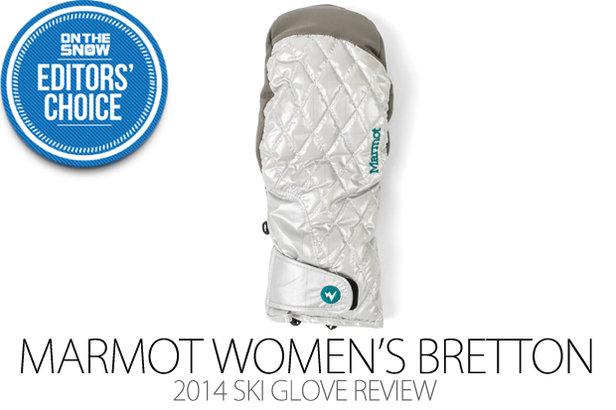 2014 Women's Ski Glove Editors' Choice: Marmot Women's Bretton Mitt- ©Julia Vandenoever