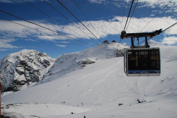 Pirovano Snowfestival: Passo dello Stelvio, 9/12 Ottobre- ©Pirovano Passo Stelvio