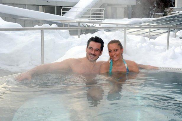 Moment de détente et de bien-être à grand spa thermal Õ des Lauzes de Valmorel