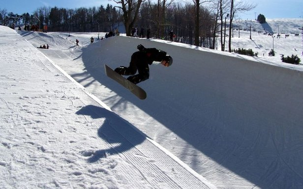 2013 Mid-Atlantic Region Best Park & Pipe: Seven Springs Mountain Resort