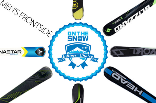 The 7 Best Men's Frontside Skis for 2015