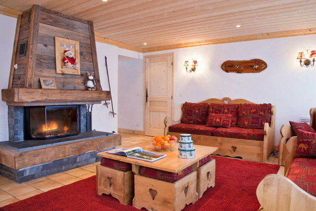 Which type of ski accommodation to choose? ©Chalet Grand Mouflon