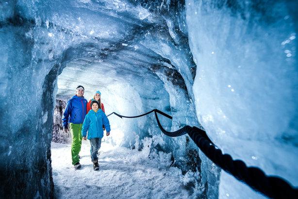 Lodowce Tyrolu - Stubai: najbardziej rodzinny lodowiec w Austrii- ©Stubaier Gletscher/ andreschoenherr