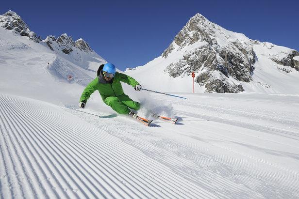 St. Anton Am Arlberg - byder på det hele.. TVB St. Anton am Arlberg / Josef Mallaun