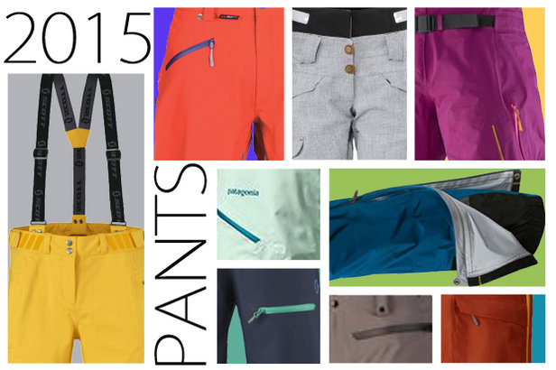 2015 Ski Pants Buyers' Guide